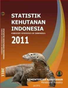 Forestry Statistics of Indonesia