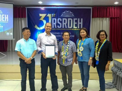 DOST-FPRDI bags major awards in STAARRDEC's 31st Regional Symposium