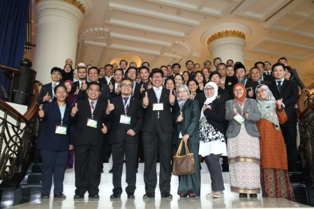 The 20th Meeting of  The ASEAN Working Group on Forest Products Development (20th AWG – FPD) Delegates List