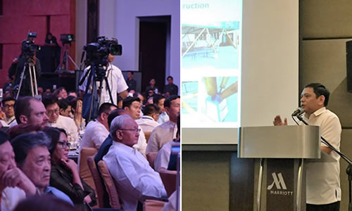DOST-FPRDI bamboo technologies featured at business forum