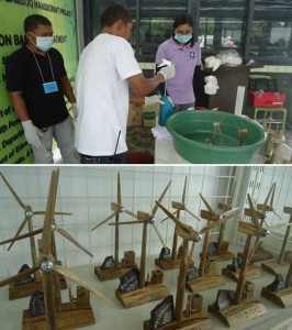 DOST-FPRDI trains Rizal Wind Farm communities